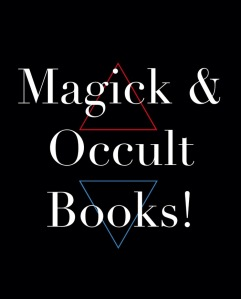 Magick and Occult Books on Goodreads - Just click the link above